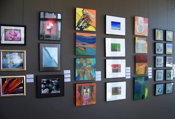April Small Art Group Show Artists Reception