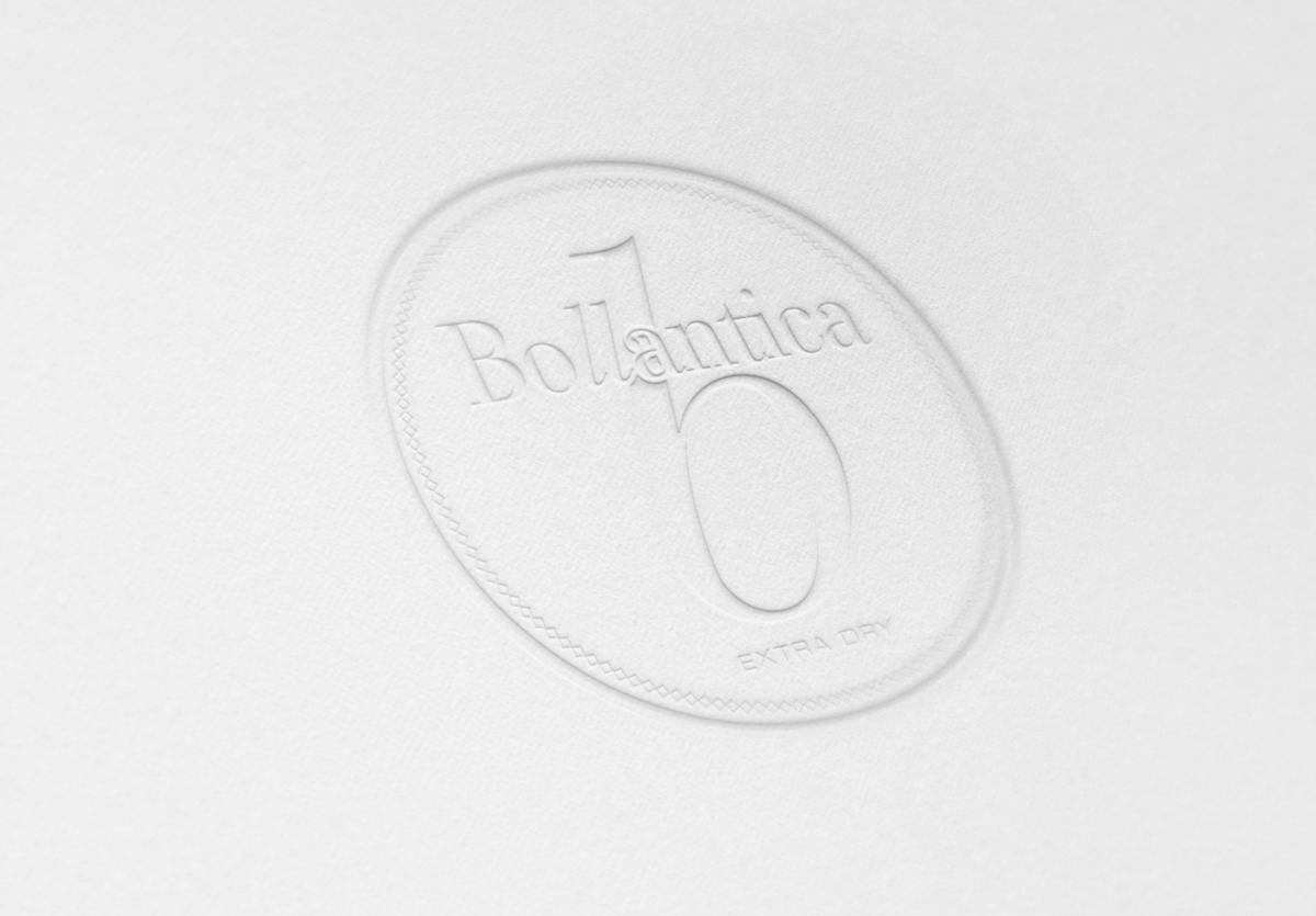 Packaging Vino Spumante Bollantica