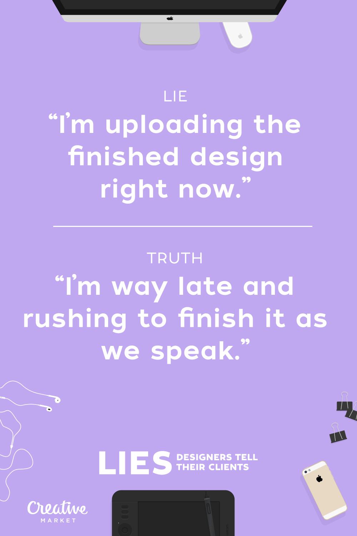 Designer Lies 21