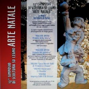 13° Simposio di scultura su legno ARTE NATALE 300x300