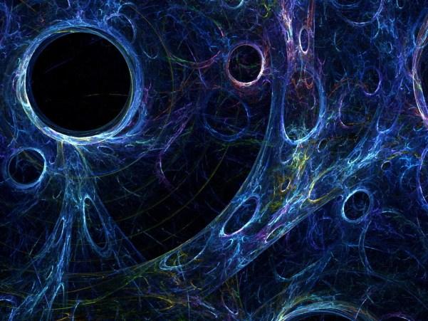 La Materia Oscura potrebbe essere l'ombra di una simulazione