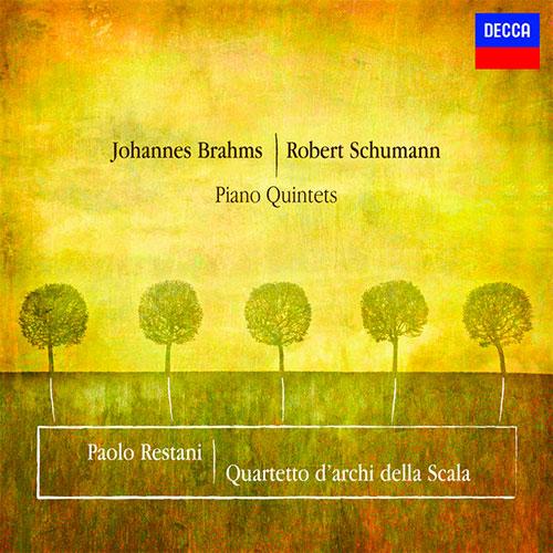 Paolo Restani - Quartetto d'Archi della Scala - Johannes Brahms - Robert Schumann