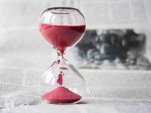 tempo della scrittura