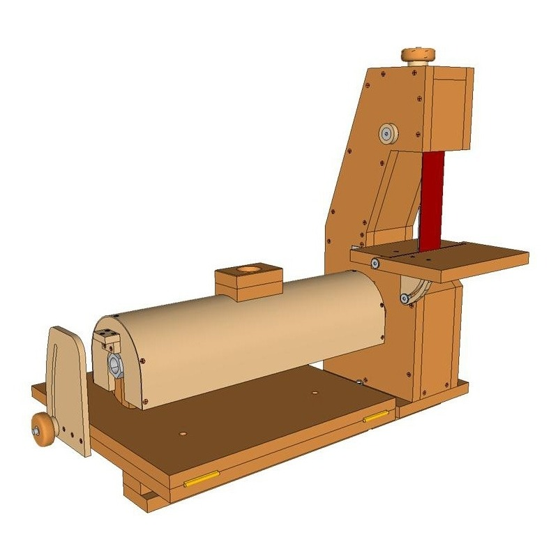 Homemade Drum Sander Plans