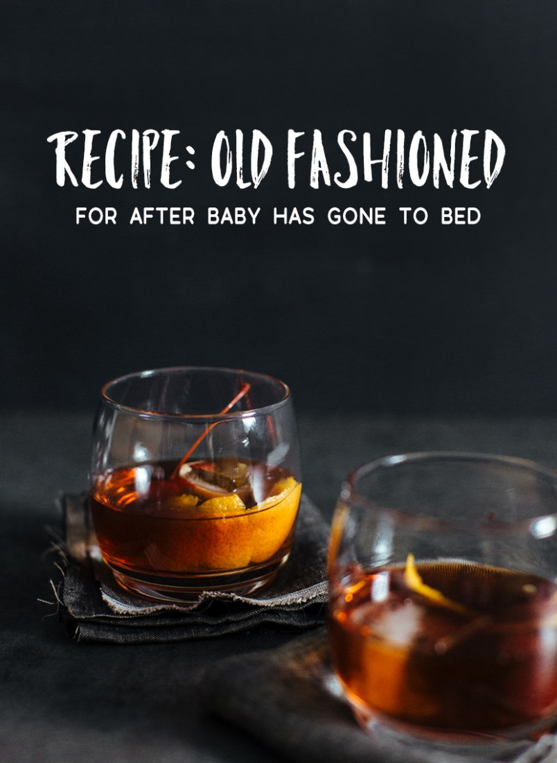 Bulleit Old Fashioned Recipe