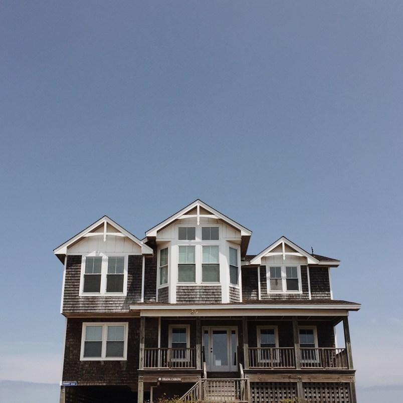 duck, nc beach rental house