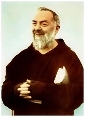 20 advice from Padre Pio to the suffering