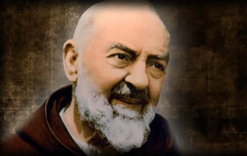 words father pio