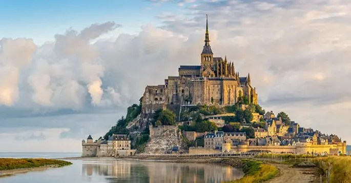 Sanctuary of Mont Saint Michel