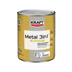 Kraft METAL 3in1 Metallized