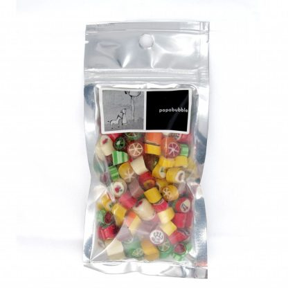 fruit candy in a 140gr bag