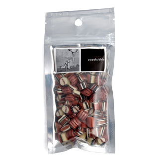 coffee candy in a 140gr bag