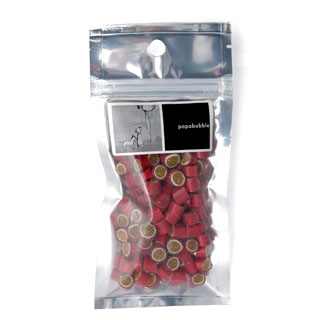 passion fruit candy in a 140gr bag
