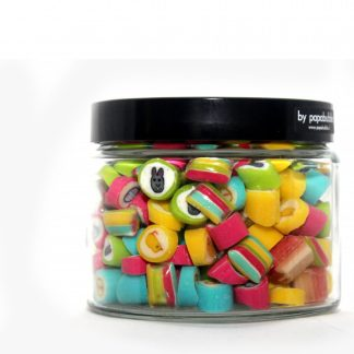 easter candy in a 390gr jar