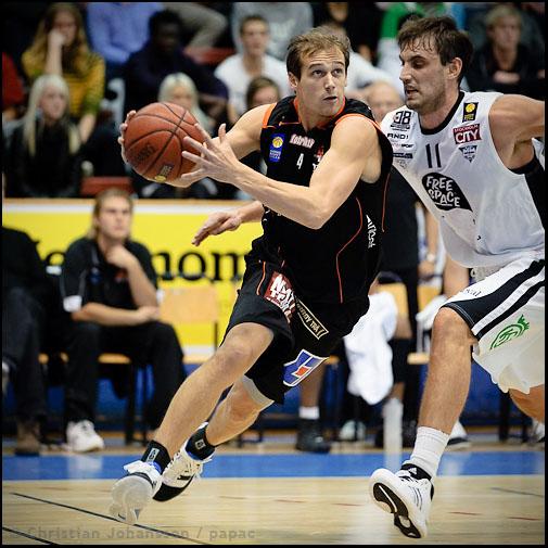 BorŒs Basket-08 Stockholm