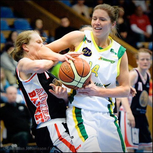 Div 1 Sšdra, Kvarnby Basket-Arvika Basket