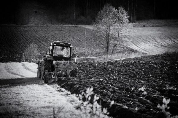 farmwork in Gunnared