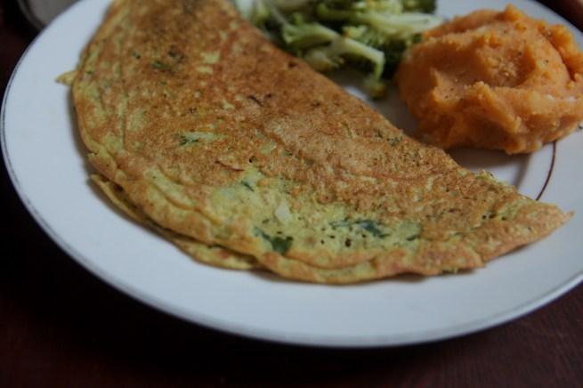 omelete grão de bico2