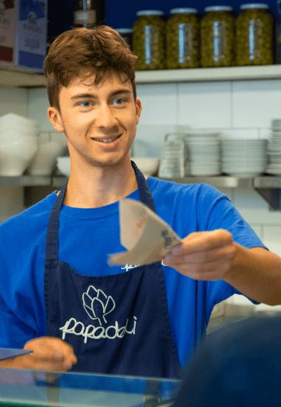 Deli and cheesemonger Bristol