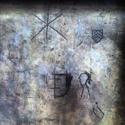 курьез: граффити во дворце Даванзати 1