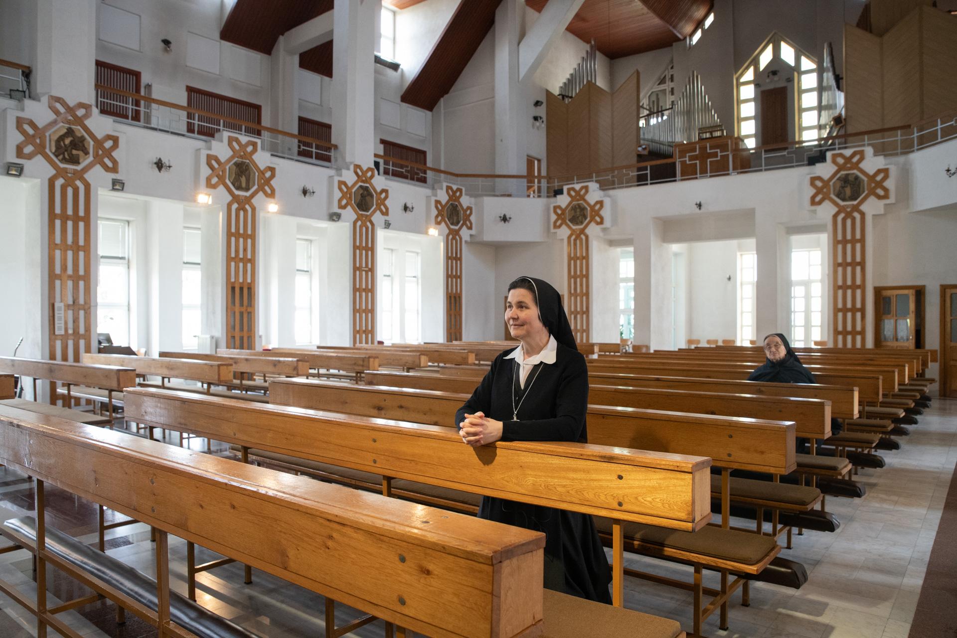 Mănăstirea Sfânta Agnes: o oază de binefacere în Popești-Leordeni | VIDEO