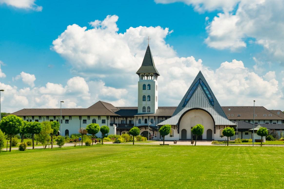 Mănăstirea Carmelitanilor Desculți