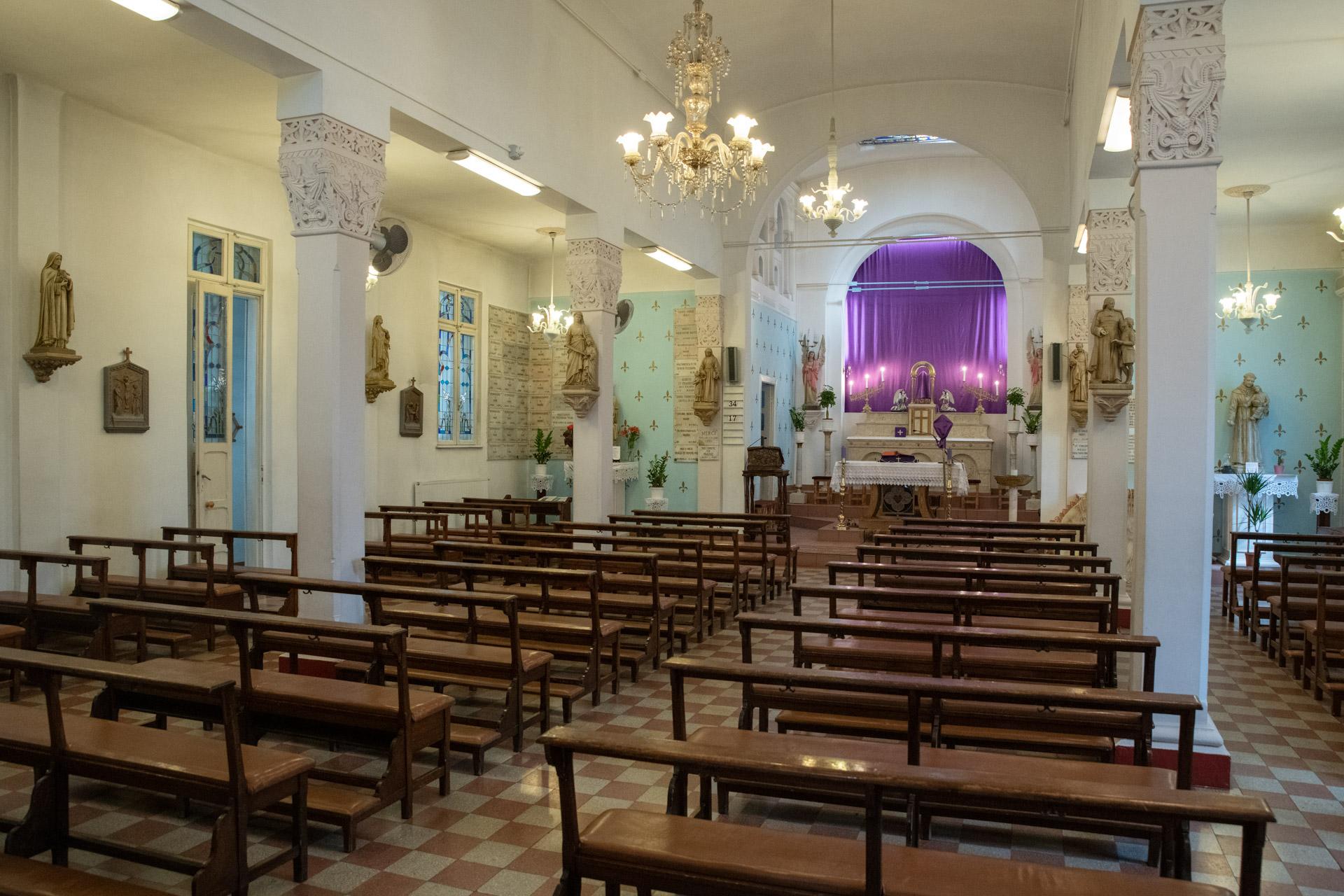Biserica unde a slujit Fericitul Vladimir Ghika – Biserica Franceză | VIDEO