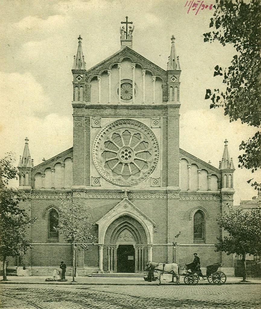 Pasiunea unui episcop pasionist | Catedrala romano-catolică Sfântul Iosif