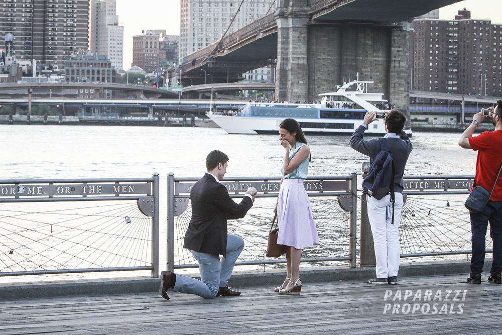 New York City Proposal Ideas Brooklyn Bridge