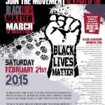 """MARCH FOR UNITY AND JUSTICE"" ~ PLANNING THE LARGEST MARCH IN LOS ANGELES AGAINST POLICE VIOLENCE AND BRUTALITY!!"