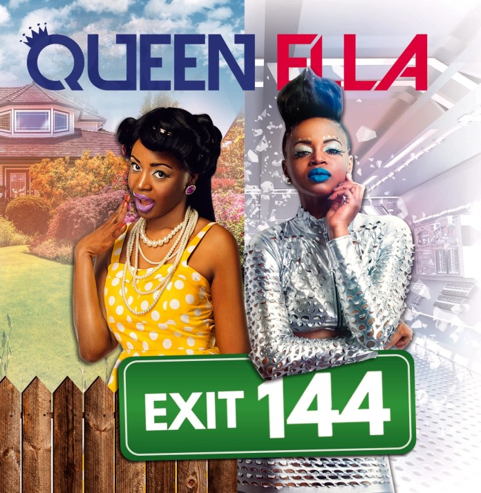 MixTape: Queen Ella - Exit 144 EP