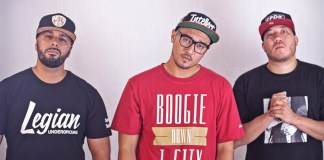 Dubai Rap Group The Recipe – Death To Get Here Produced By Bangzy Music