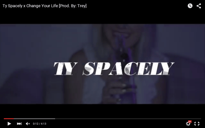 Video: Ty Spacely – Change Your Life