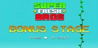 Track: Super Fresh Bros - Bonus Stage