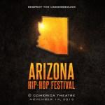 The 2015 AZ Hip Hop Festival Has Just Released The Line Up | @AzHipHopFest