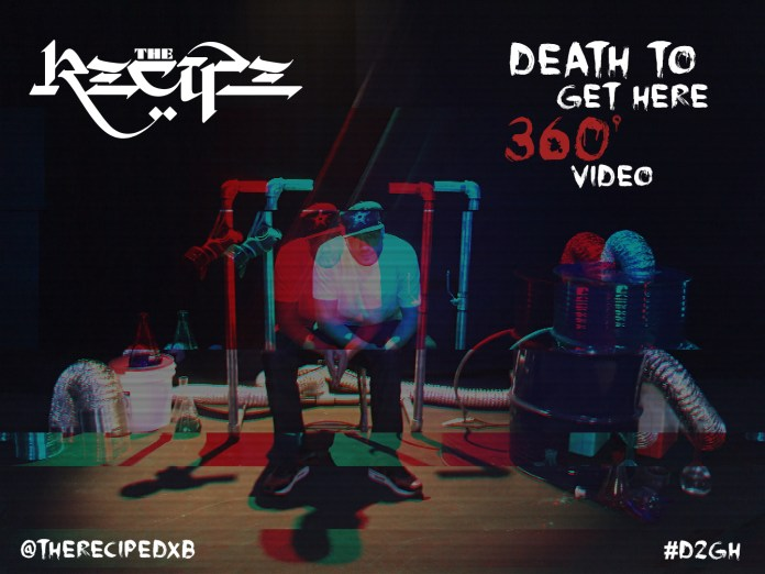 The Recipe – Death to Get Here