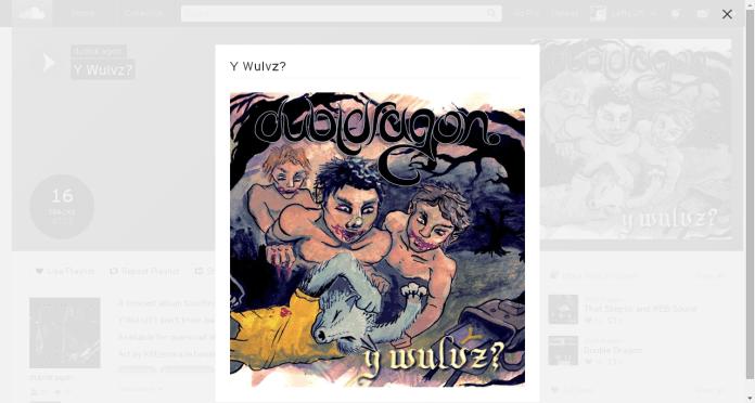 New MixTape: Dubldragon – Y Wulvz?