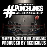 Track: Doc Remedy – #Punchlines Featuring Napz! And Sax By LA   @docremedymusic