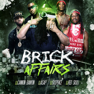 Brick Affairs Front Cover
