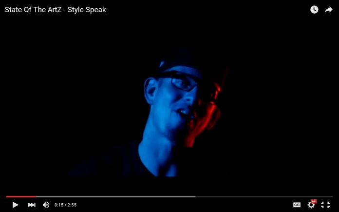 State Of The ArtZ - Style Speak