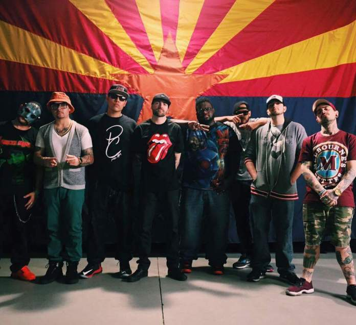 Video: Arizona's Deep Roots Cypher 2.0