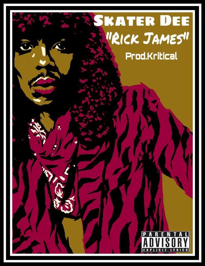Skater Dee - Rick James