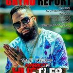 The Grynd Report Issue 25: @tonetrump | @thegryndreport