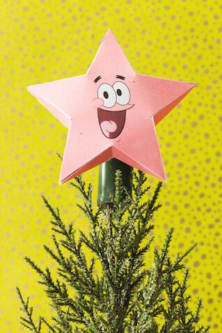 Adornos de Bob Esponja para decorar tu rbol de Navidad
