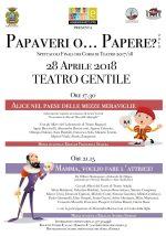 PapaverioPapere? 2018