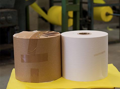 papel sulfurizado enbobinado