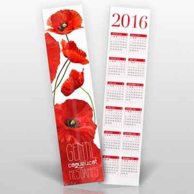 calendrier sous main, calendrier 2020, calendrier papeo, imprimer calendrier