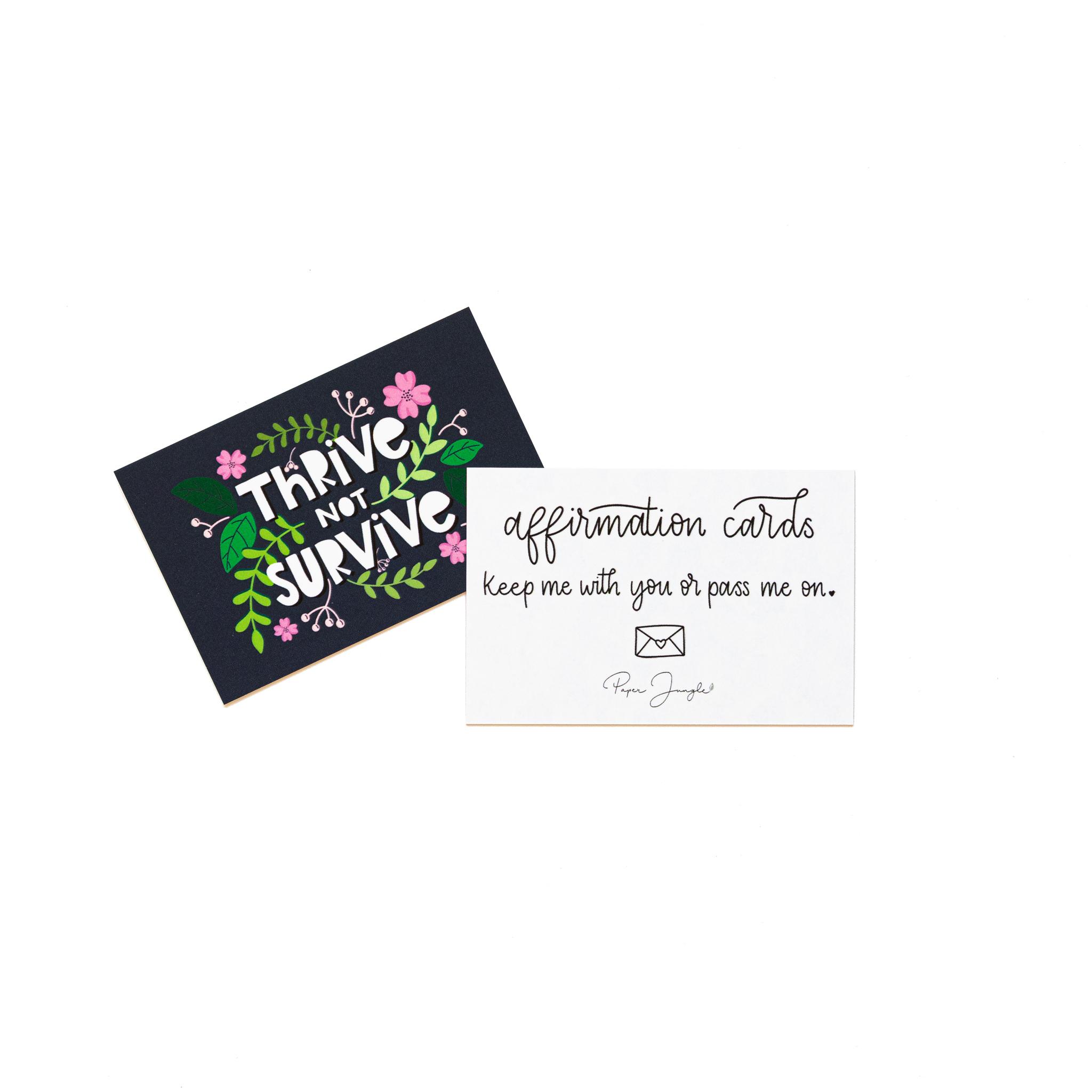 Affirmation cards-2