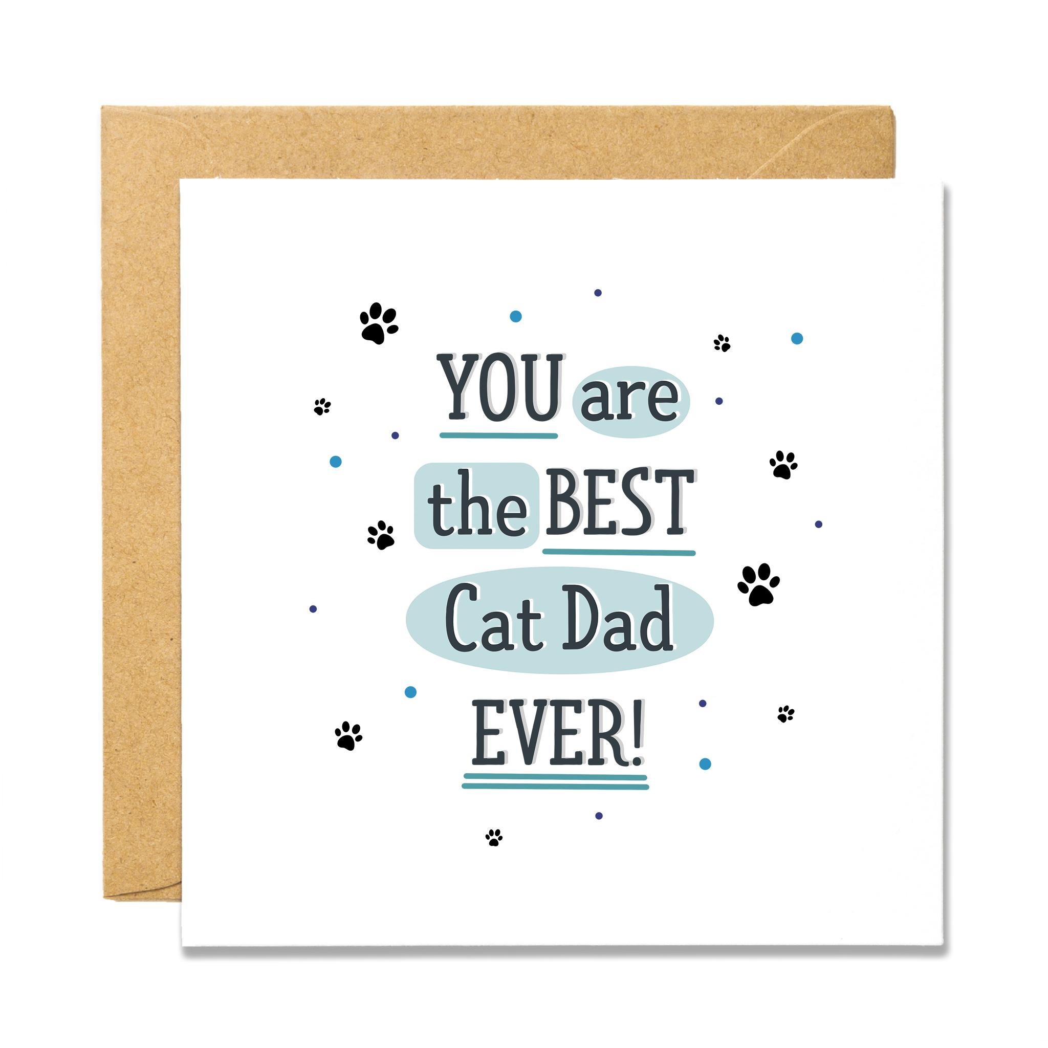 The Best Cat Dad