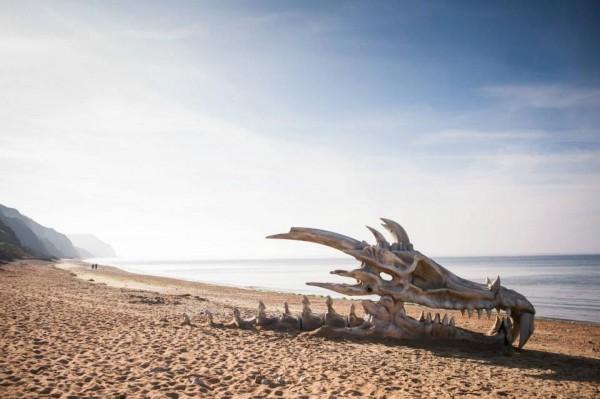 squelette skull ambient marketing dragon game of thrones season 3 england blindbox 1